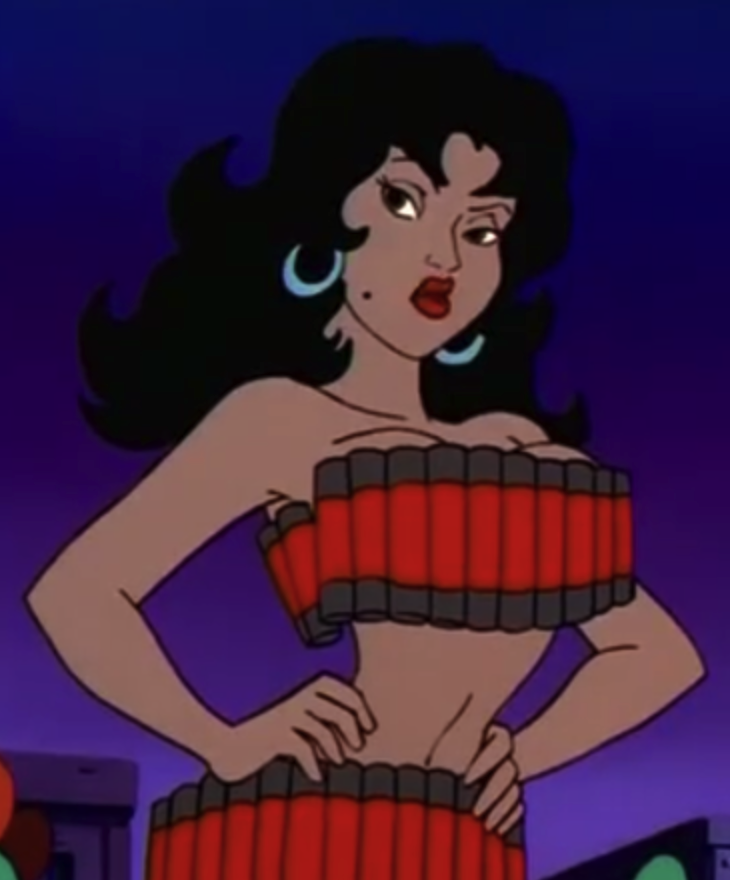 Cookie BaBoom (The Mask: The Animated Series)