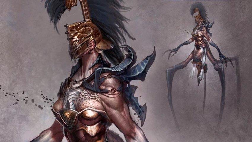 Megaera (God of War: Ascension)
