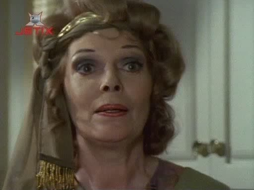 Aunt Dahlia (Goosebumps)