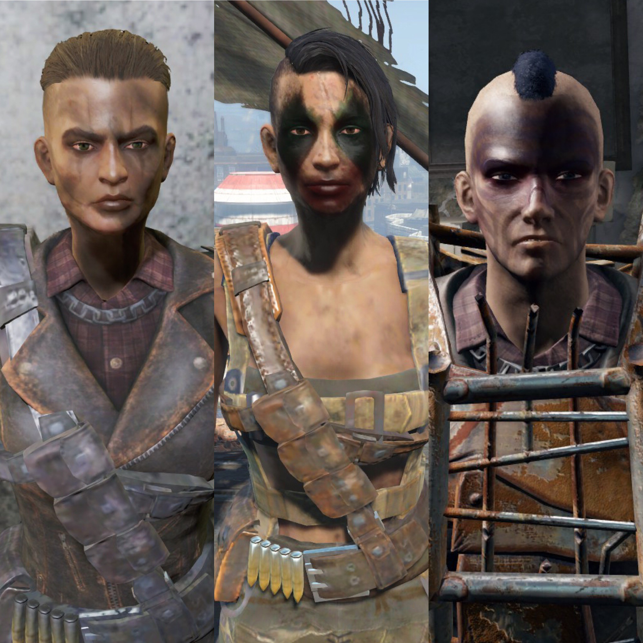 Female Raiders (Fallout 4)