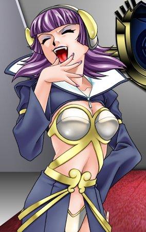 JuneyLa (Yajuu Sentai Shibarukan)