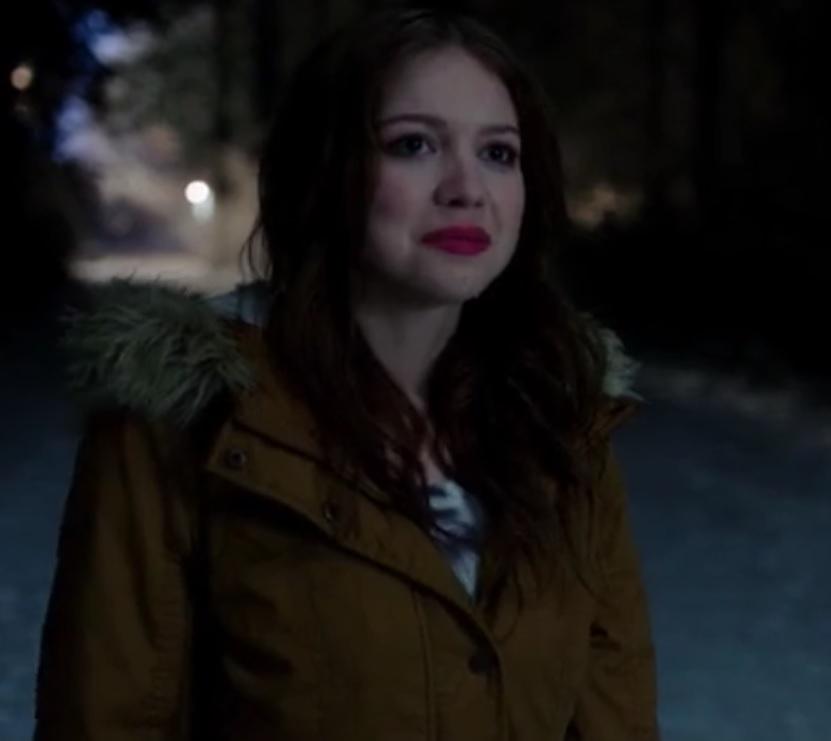 CEDJunior/Hayden Foster (Supernatural)