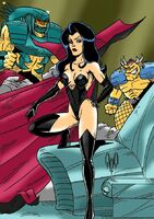 Dark queen from battletoads by violencejack666-d7i3pcm