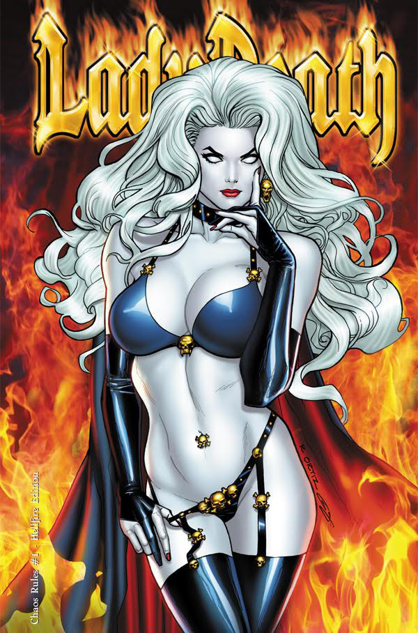 Anonymous/Lady Death (Chaos!)