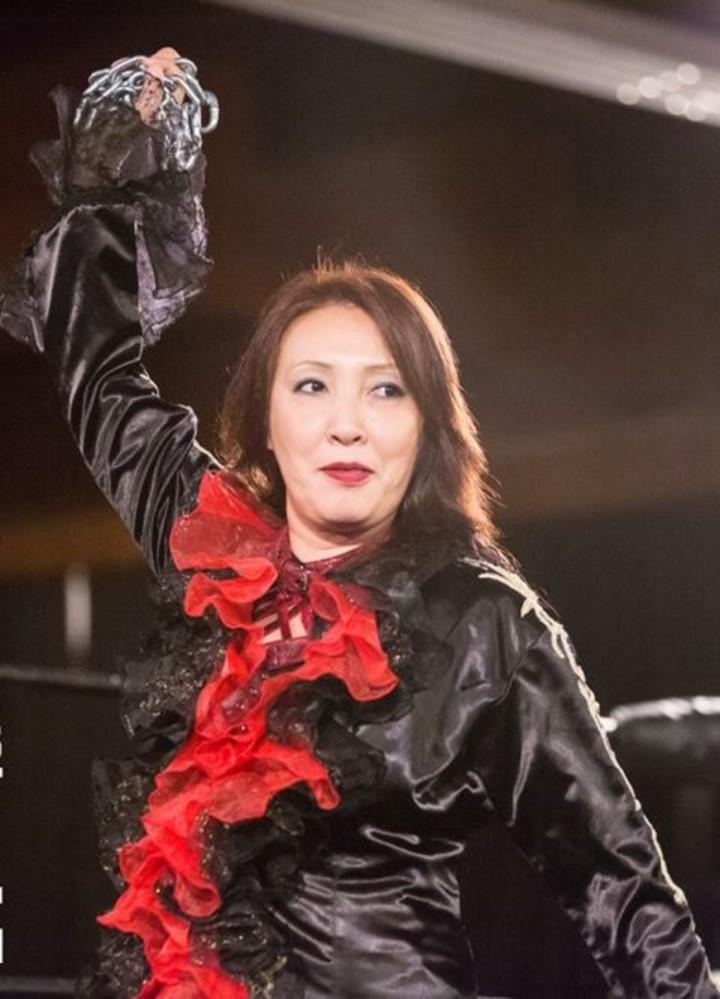 Mayumi Ozaki (SHIMMER)