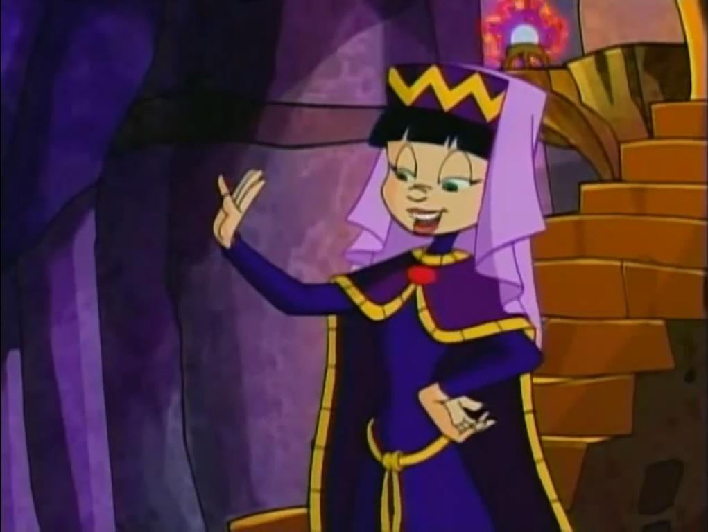 Morgan Le Fay (Sabrina: The Animated Series)