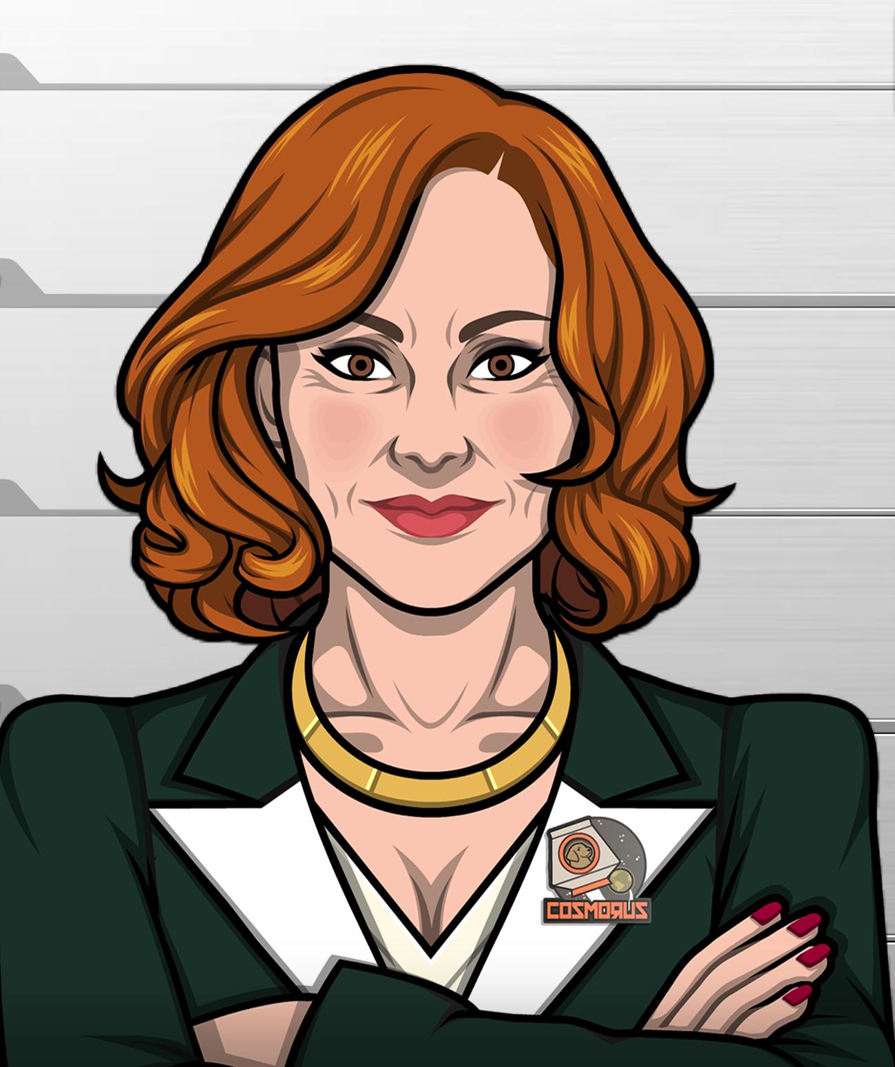 Natasha Romanova (Criminal Case)