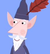 Wise old elf