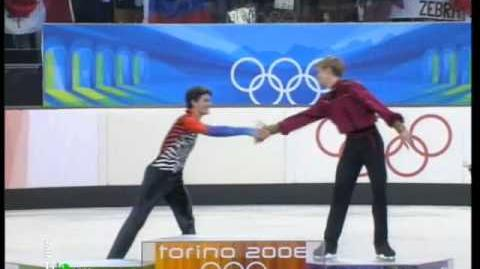 2006 Olympics - Medal Ceremony (Russian TV longer version)