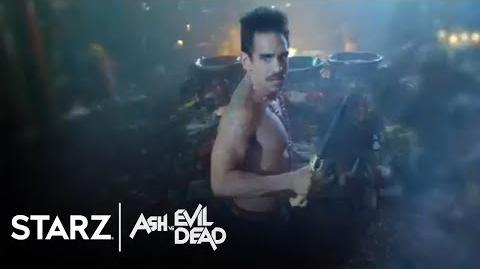 Ash vs Evil Dead Season 3, Episode 5 Preview STARZ