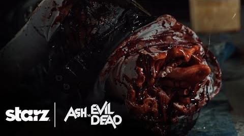 Ash vs Evil Dead Bringing the Dead to Life STARZ