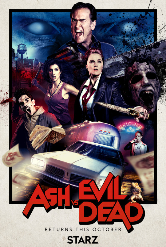 Ash Vs Evil Dead Season Two Evil Dead Wiki Fandom