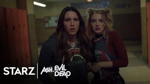Ash vs Evil Dead Inside the World of Ash vs Evil Dead Season 3, Episode 1 STARZ