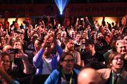 New York Comic Con 2015 - Ash vs Evil Dead event 006