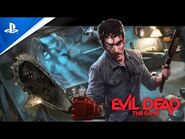 Evil Dead- The Game - The Game Awards 2020- Reveal Trailer - PS5, PS4
