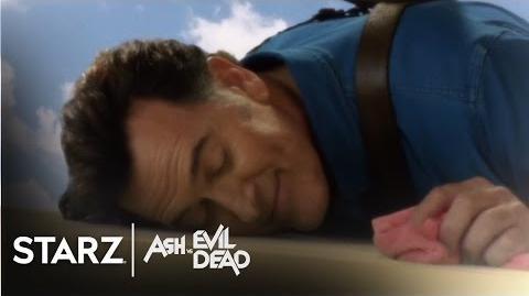 Ash vs Evil Dead Episode 203 Preview STARZ