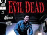 The Evil Dead (2008 Comic)