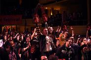 New York Comic Con 2015 - Ash vs Evil Dead event 002