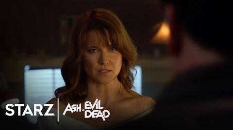 Ash vs Evil Dead Season 1 Finale Clip Undo Button STARZ
