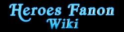 Heroes Fanon Wiki Wordmark.png
