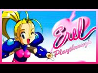 EVIL ZONE (PSX) - EREL PLOWSE Gameplay Playthrough