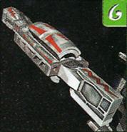 Moash Dechanik Auroran Cruiser