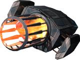 RAGE Gunboat