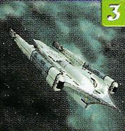 Star Liner Armored Var
