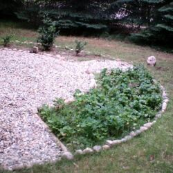 Making your own Stone Circle (Sacred Space)