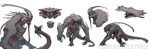 Goliath Concept Sketch 2