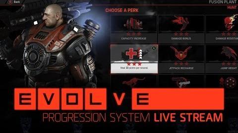 Evolve Live –– Official Livestream - The Progression System Explained (OCT 24)