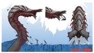 Glacial Serpent