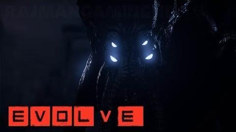 Evolve - Kraken Reveal E3 2014 Trailer