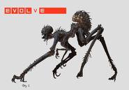Gorgon render by stephen 0akley-d9guj8h