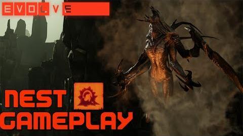 Evolve Nest Gameplay (wraith)