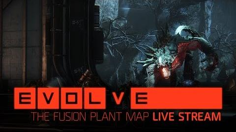 Evolve Live –– Official Livestream - Map Fusion Plant (OCT 3)