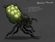Bomber Parasite
