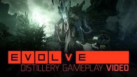 Demo_de_Evolve_gameplay_de_la_Destilería