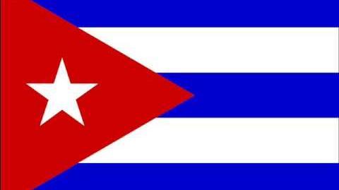 NATIONAL ANTHEM OF CUBA