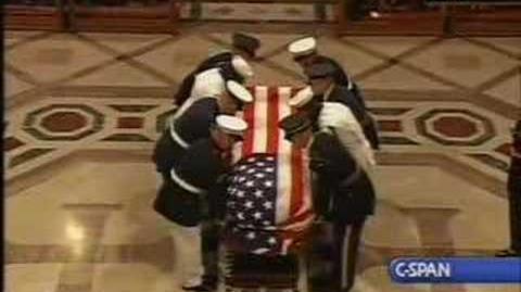 Ronald Reagan Funeral