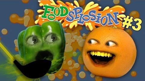 Annoying Orange - Foodsplosion 3 Pablo The Pepper (Ft. Kevin Brueck)