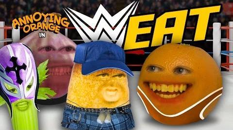 Annoying Orange - WWEat!