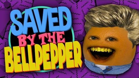 Annoying Orange - Saved By the Bell Pepper
