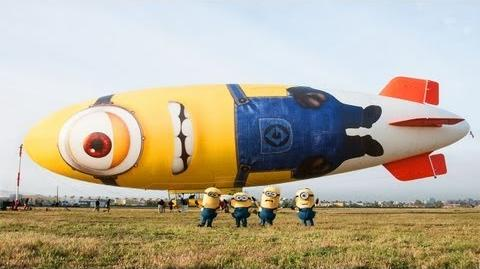 Despicable Me 2 - The Making of the Despicablimp