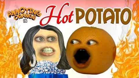 Annoying Orange - Hot Potato (ft