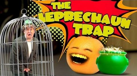 Annoying Orange - The Leprechaun Trap