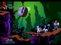 EarthwormJim MegaDrive cow