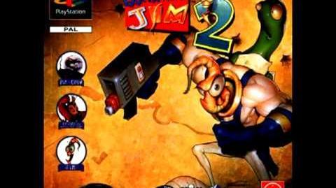 Earthworm Jim 2 (PS1) Soundtrack - Villi People