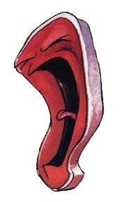 Flamin' Yawn