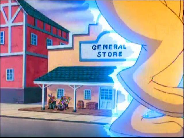 Earthworm Jim Cartoon S1 E07 Sword of Righteousness